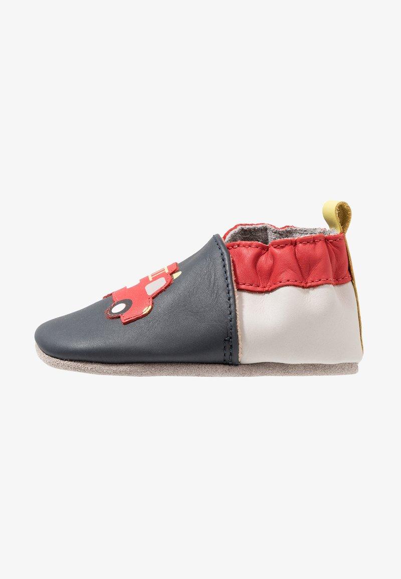 Robeez - FIREMAN - First shoes - marine