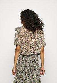 Lindex - BLOUSE AURELIA - Print T-shirt - black - 2