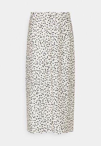 INA SKIRT - A-line skirt - white