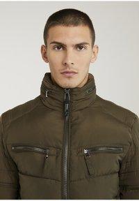 CHASIN' - Winter jacket - green - 4