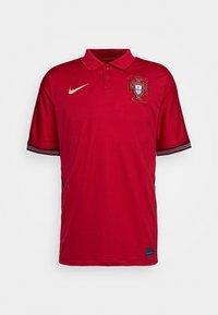 PORTUGAL - Fanartikel - gym red/metallic gold