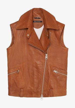 Waistcoat - ash brown