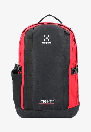 Backpack - true black/scarlet red
