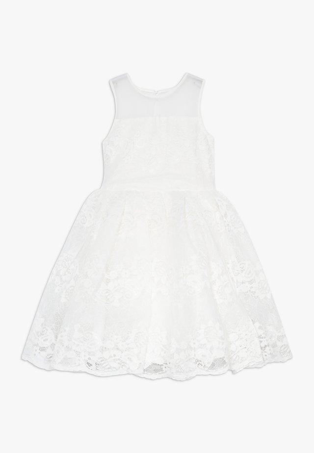 Sukienka koktajlowa - weiß