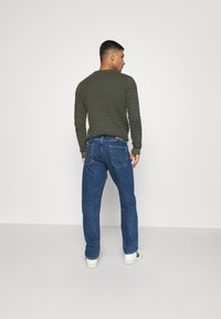 Jack & Jones - JJICHRIS JJORIGINAL - Straight leg jeans - blue denim - 2