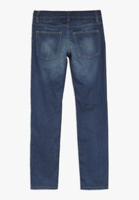 GAP - BOY DESTROY - Slim fit jeans - blue denim - 1