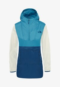 The North Face - WOMENS FANORAK - Windbreakers - blue