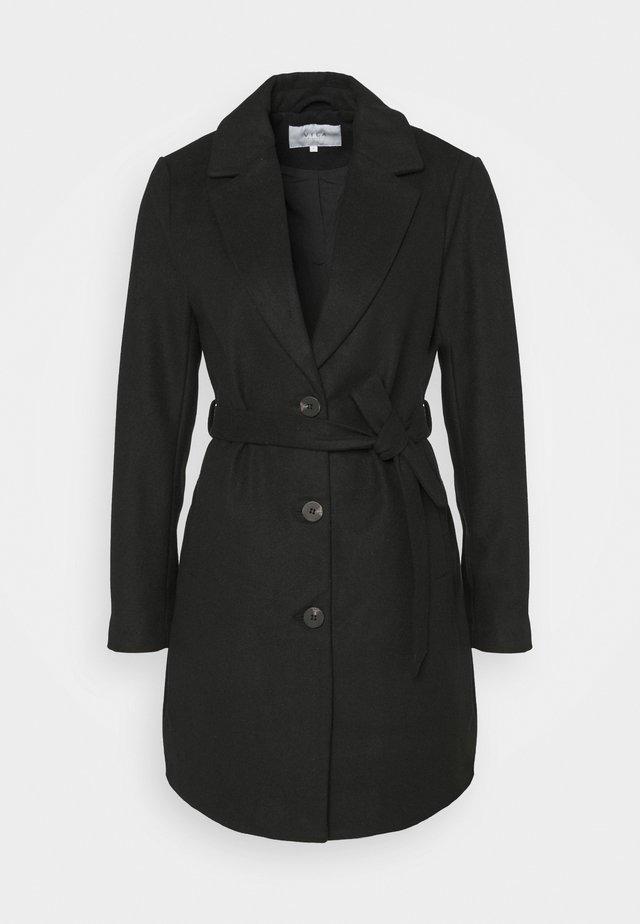 VIJOSELIN COAT - Zimní kabát - black