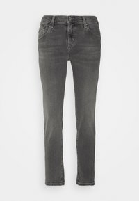 AG Jeans - EX BOYFRIEND - Jeans Tapered Fit - physical grey - 4