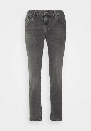 EX BOYFRIEND - Zúžené džíny - physical grey