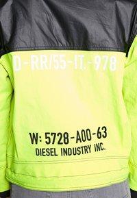 Diesel - J-KENDY - Let jakke / Sommerjakker - yellow/black - 6