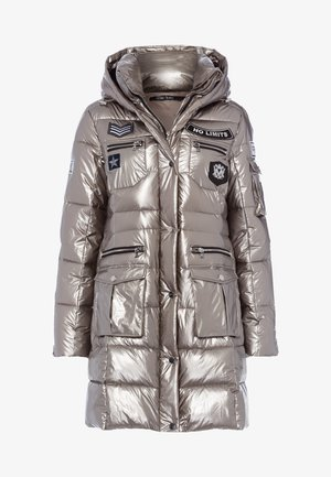 OUTDOOR - Winter coat - taupe