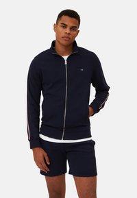 Lexington - Zip-up sweatshirt - dark blue - 0