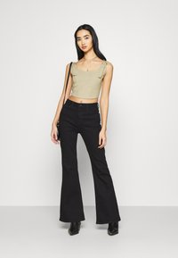 Missguided - RING SEAMED CORSET - Top - beige - 1