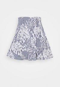 MAX&Co. - ADORNARE - A-line skirt - navy blue - 1