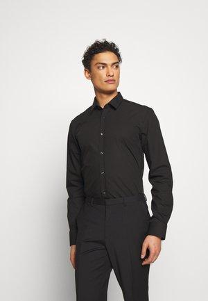 ELISHA - Koszula biznesowa - black