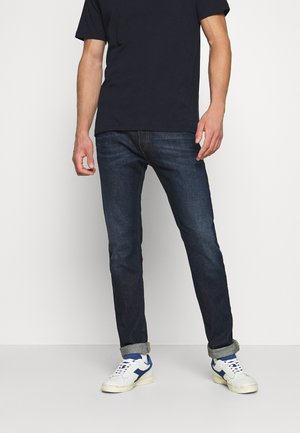 D-LUSTER - Jeans slim fit - dark blue denim