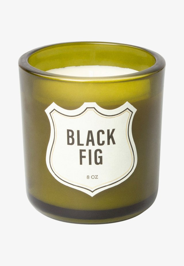 BLACK FIG CANDLE - Doftljus - -