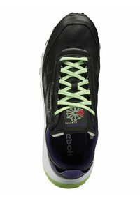 Reebok Classic - NEW LEGACY LEATHER SHOES - Trainers - black - 3