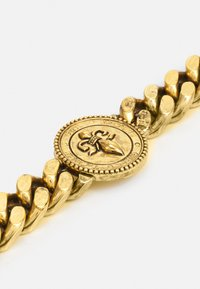 Guess - CURB DOTTED UNISEX - Necklace - antique gold-coloured - 2