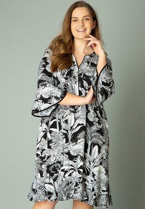 Jaimie - Korte jurk - black/white