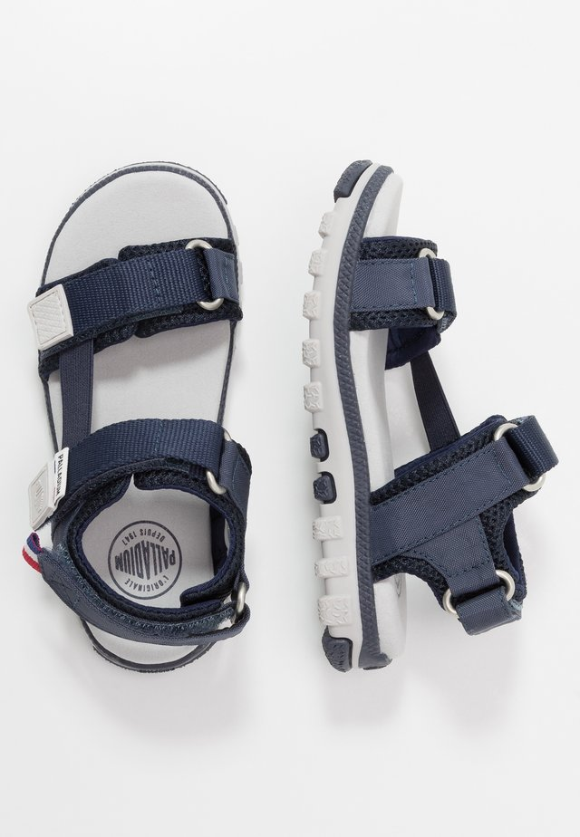 NIKKOO - Walking sandals - mood indigo