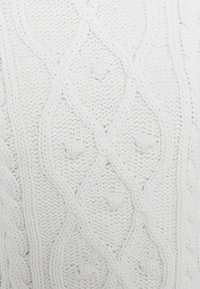 Dorothy Perkins - TABBARD CABLE SLEEVE DETAIL  - Jumper - oatmeal
