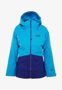 Patagonia - INSULATED SNOWBELLE - Skijakke - curacao blue - 6