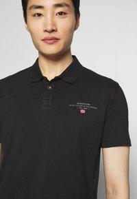 Napapijri - ELLI - Polo shirt - black - 4