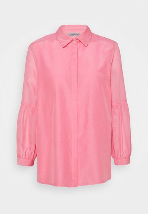 CERA - Button-down blouse - rosa intenso