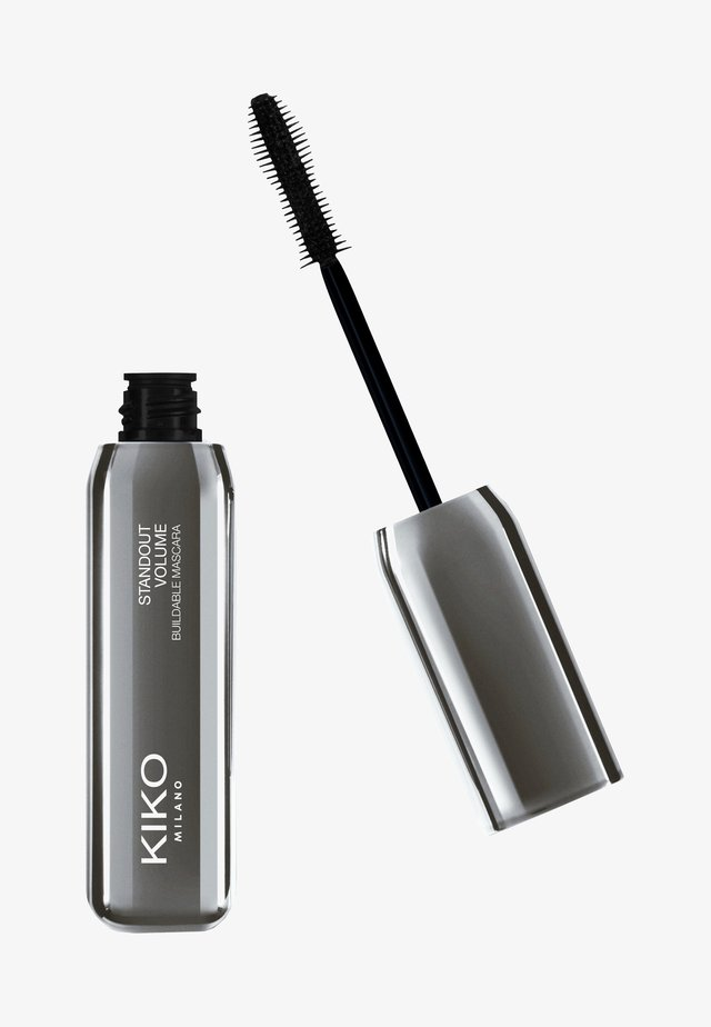 STANDOUT VOLUME BUILDABLE MASCARA - Mascara - black