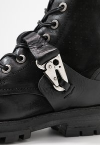 A.S.98 - Lace-up boots - nero - 2