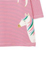 Tom Joule - Day dress - rosa drei pferde - 4