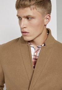 TOM TAILOR DENIM - Classic coat - hay beige - 3