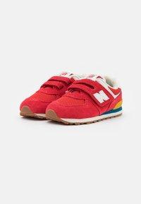 New Balance - IV574HA2 - Trainers - red - 1