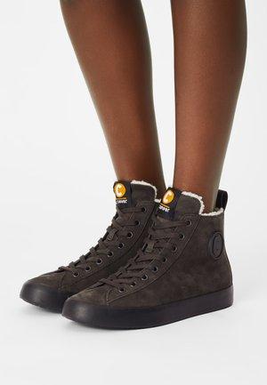 Sneakers hoog - dark grey