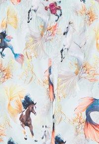 Molo - WAITS UNISEX - Spodnie przeciwdeszczowe - swiming horses - 2
