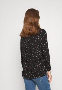 Esprit - CORE - Long sleeved top - black - 2
