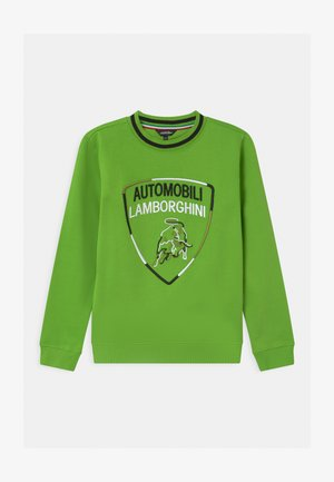 SHIELD - Sweater - green mantis