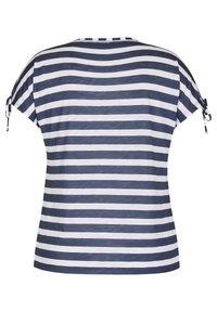 TR - Print T-shirt - dunkelblau - 1