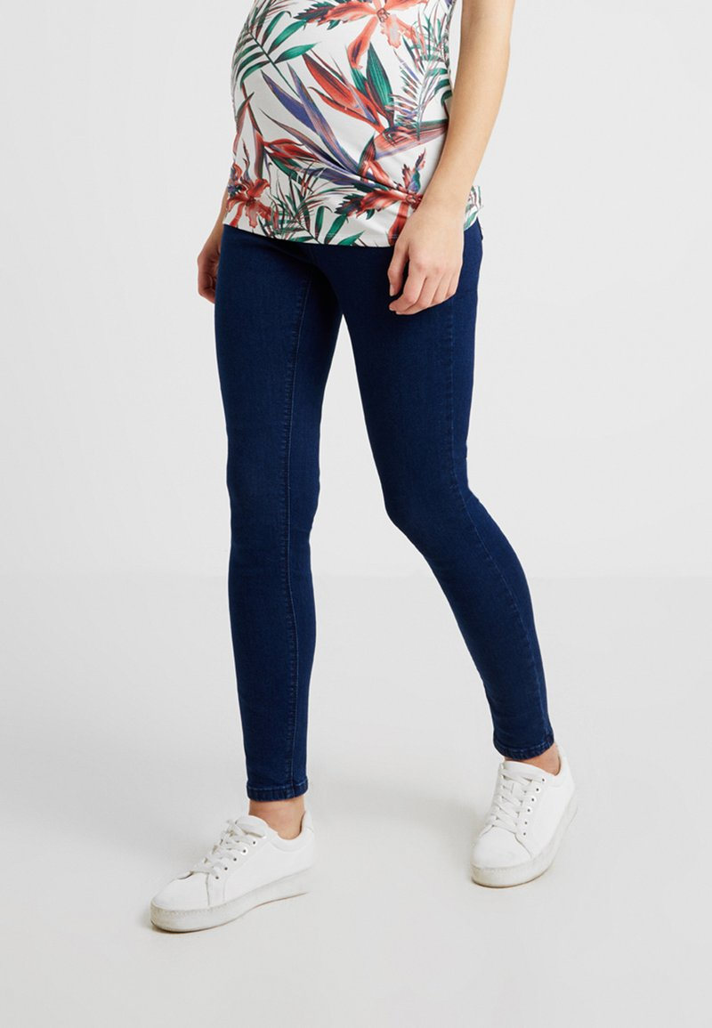 Dorothy Perkins Maternity - DARCY - Jeans Skinny Fit - indigo