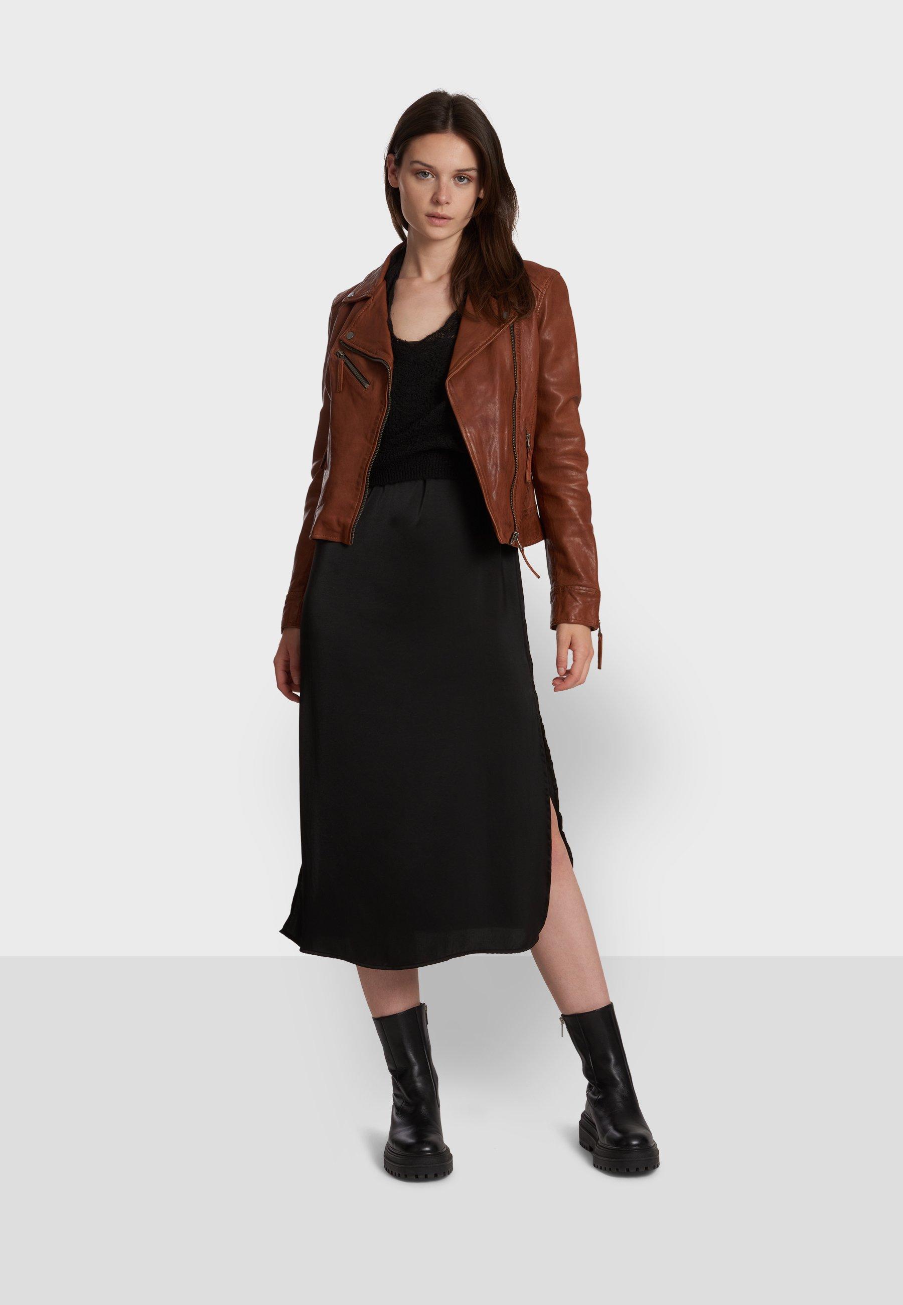 Femme SAMANTHA  - Veste en cuir