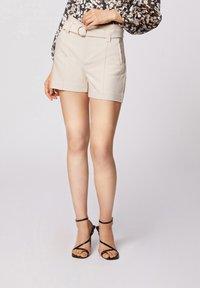 Morgan - Shorts - sand - 0
