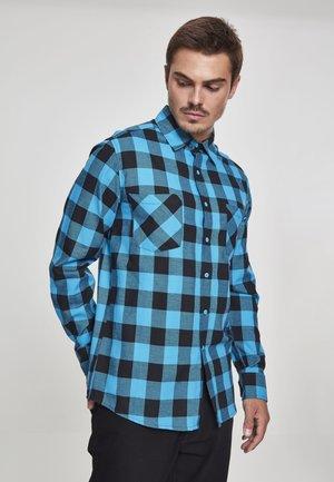 CHECKED - Skjorter - blk/blk