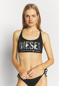 Diesel - BFB-SHIKI TANK - Bikini top - black - 0