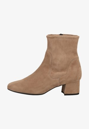 Ankle boots - fur
