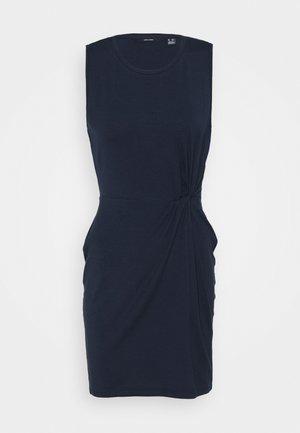 VMKIANA SHORT DRESS TALL - Jersey dress - navy blazer