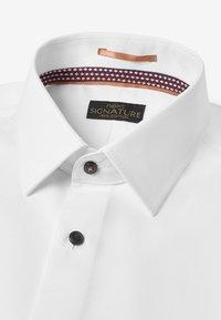 Next - SIGNATURE - Camicia elegante - white - 2