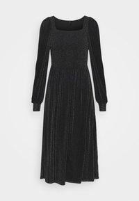 YASBLAKY MIDI DRESS - Cocktail dress / Party dress - black
