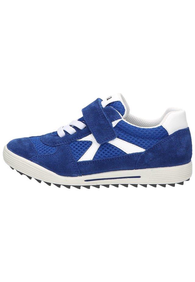 BAMA SNEAKER - Sneakers laag - mittelblau 22